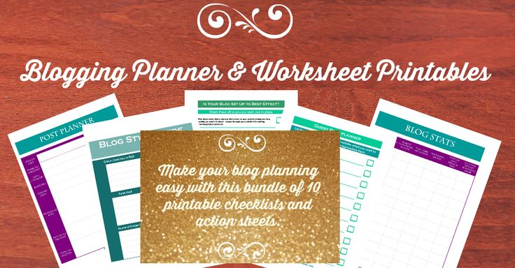 My new blogging printables bundle has just gone live. Make your blog planning easy with this bundle of 10 printable checklists and action sheets. Packed with blog content ideas, editorial calendar planners, style sheets and much more, this bundle will make planning your blog posts a breeze. Head to the link to find out more about what's included. Just $10