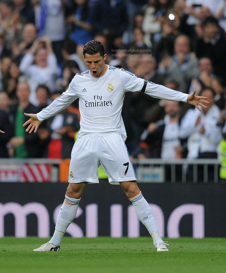 Cristiano Ronaldo S 4 Goals Lead Real Madrid To Win Vs: 1000+ Images About CR7 On Pinterest