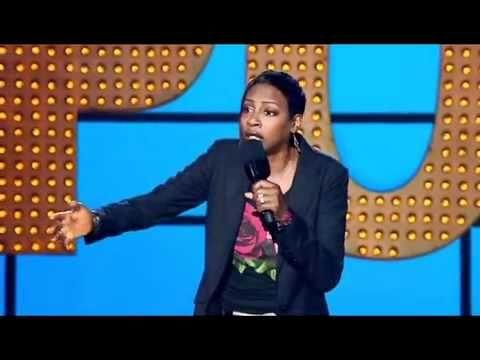 Gina Yashere British Nigerian Comedian - YouTube