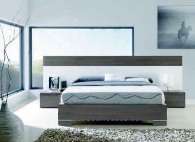 Muebles camas juegos de dormitorio modernos matrimoniales for Camas matrimoniales
