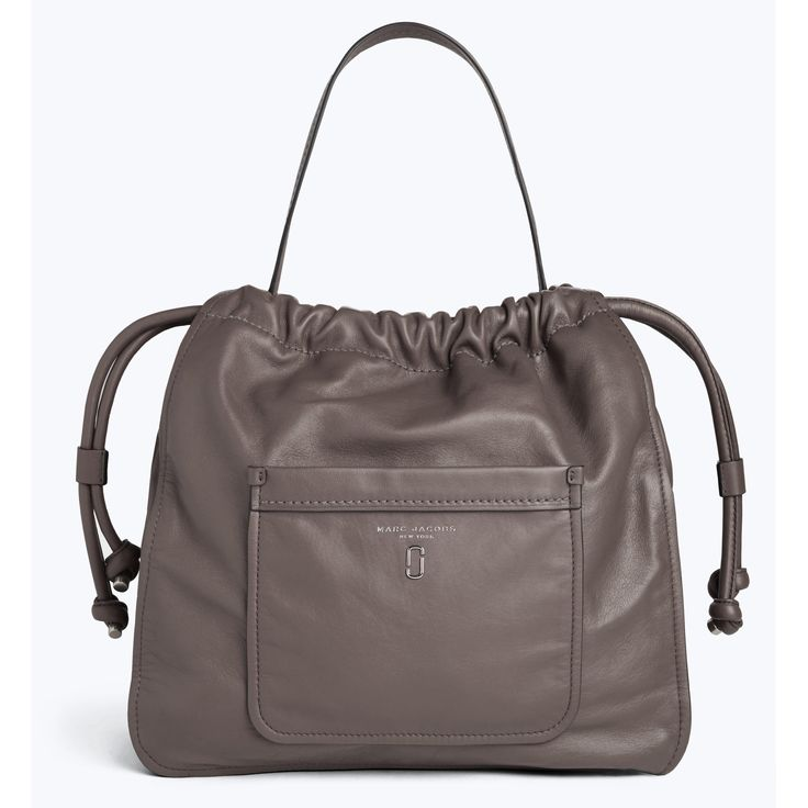 MARC JACOBS Tied Up Hobo Bag. #marcjacobs #bags #shoulder bags #leather #hobo #