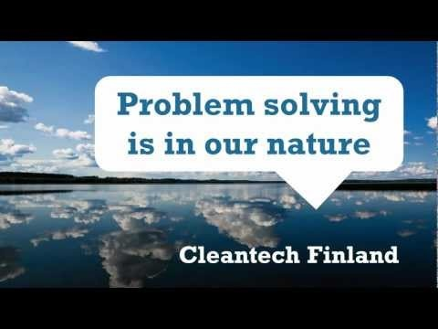 6th World Water Forum - Marseille 2012. Cleantech Finland.