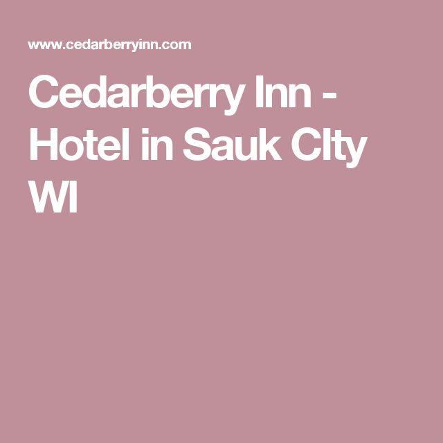 Cedarberry Inn - Hotel in Sauk CIty WI