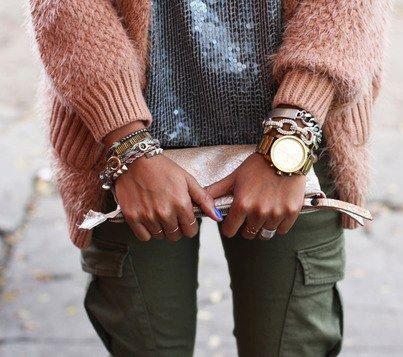 textures + accessories :)
