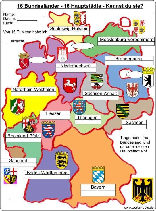 federal auf deutsch