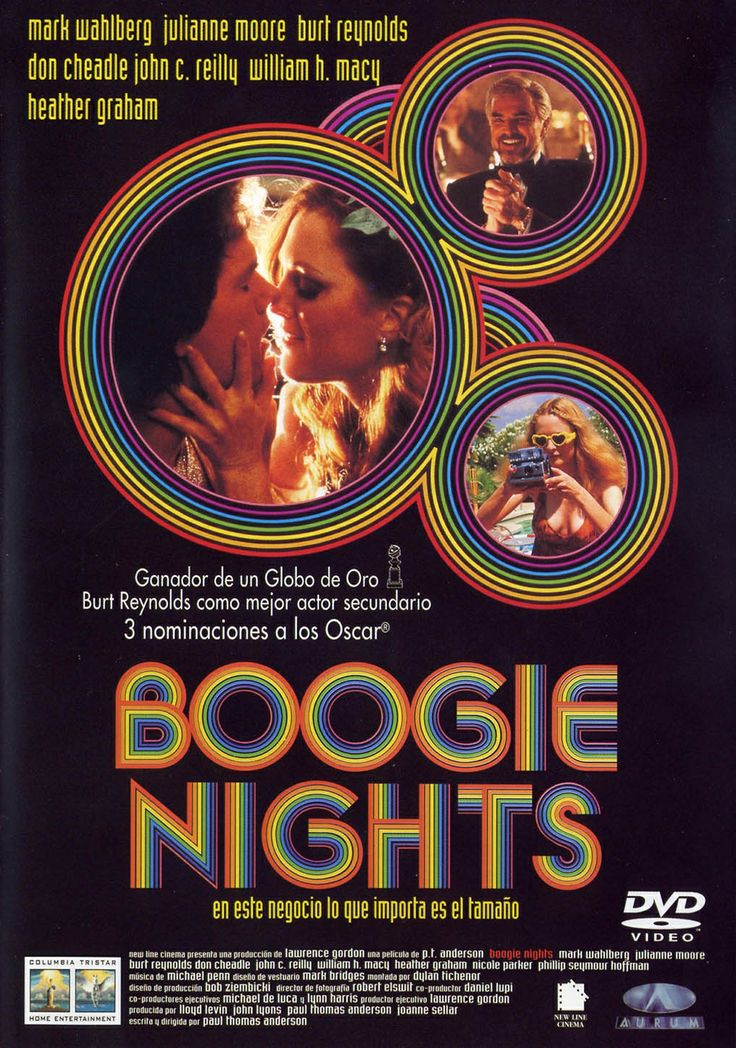 Boogie nights (DVD DRAMA AND)