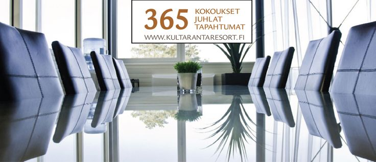 Kokouspaketit - Kultaranta ResortKultaranta Resort