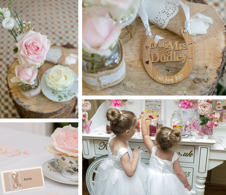 Vintage Wedding Decor