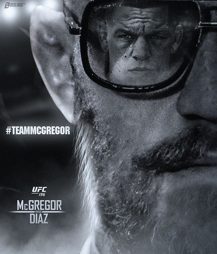 Conor McGregor vs Nate Diaz promo : if you love #MMA, you'll love the #UFC & #MixedMartialArts inspired fashion at CageCult: http://cagecult.com/mma