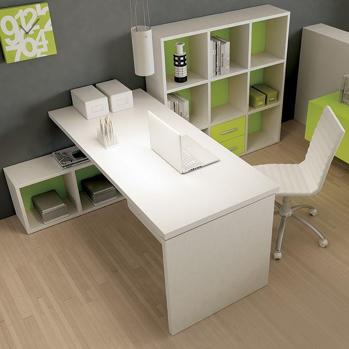idee su Scrivania Verde su Pinterest  Rifacimento della scrivania ...