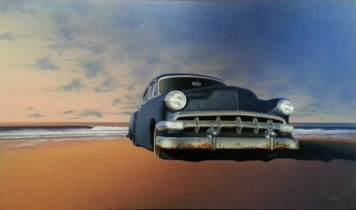 Going Nowhere by Ross Wilsmore