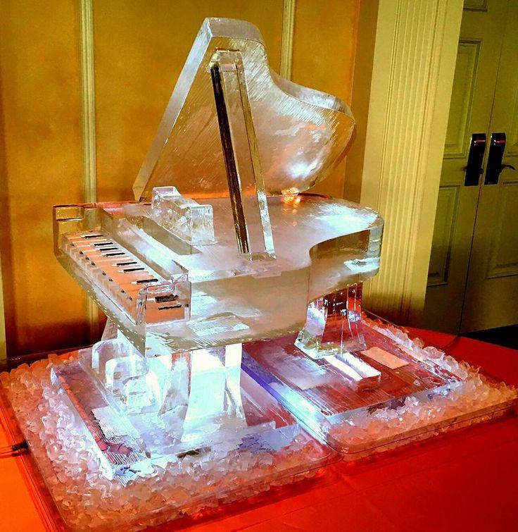 Multiple Wedding Receptions: 241 Best Ice Sculptures Images On Pinterest