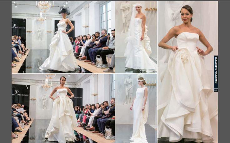 Gap Bridal Collection - dettagli degli abiti di Elisabetta Polignano