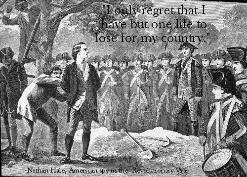 Nathan Hale, American Spy in the Revolutionary War: British Capture, Nathan Hale, Islands Sound, American Spy, British Royals, Long Islands, Revolutionary War, Cold War, Flashcard History