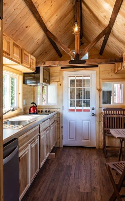 270 Sq Ft Tiny Home For In Oregon
