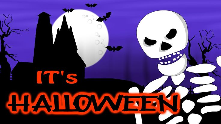 The Spirit of Halloween : Halloween Song - YouTube