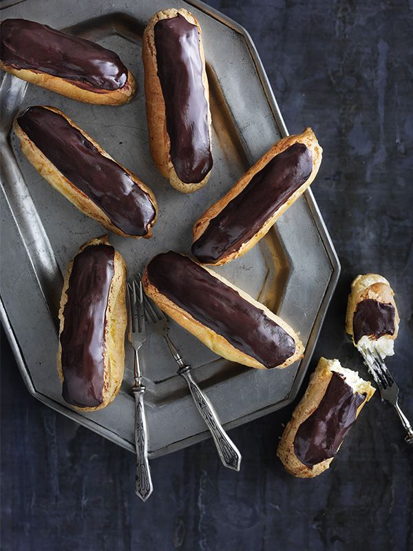 Take your éclairs to the next level with step-by-step help from the olive test kitchen. Craquelin is similar to a crumble mix, and when baked on top of the choux buns, gives a crackly, crisp top, typical in classic patisserie.