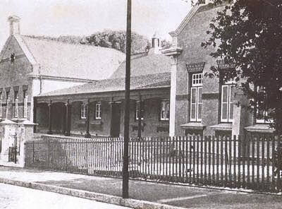 Tamboerskloof Primary School 1905.
