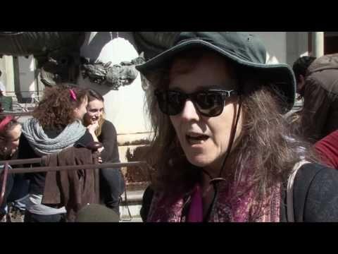 Spazio Informazione Libera: Firenze, sciopero globale delle donne