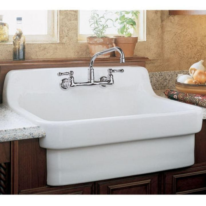 american standard country kitchen sink Would you like to renew your home, nonetheless without changing everything in it? It's feasible …