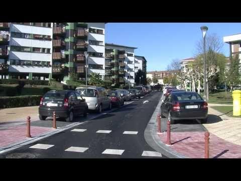 #Trabajo para el Ayuntamiento de #Hondarribi, proyecto de #reurbanicación de #Soroetaberri, #Castellano #Español