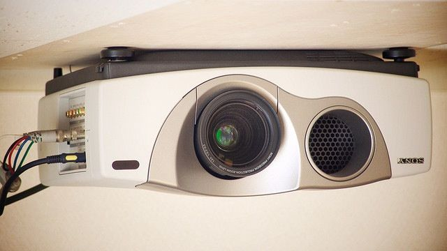 How Can I Build a Home Theater in a Small Space? How to put a movie theatre in your home on the cheap: http://lifehacker.com/5926235/how-to-put-a-movie-theater-in-your-home-on-the-cheap 5 best home theatre projectors