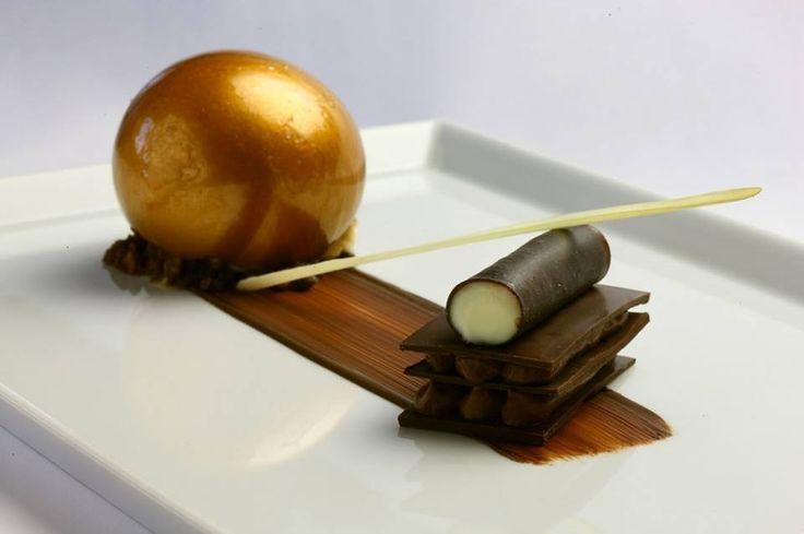 Sublîme dessert de Antonino Cannavacciuolo