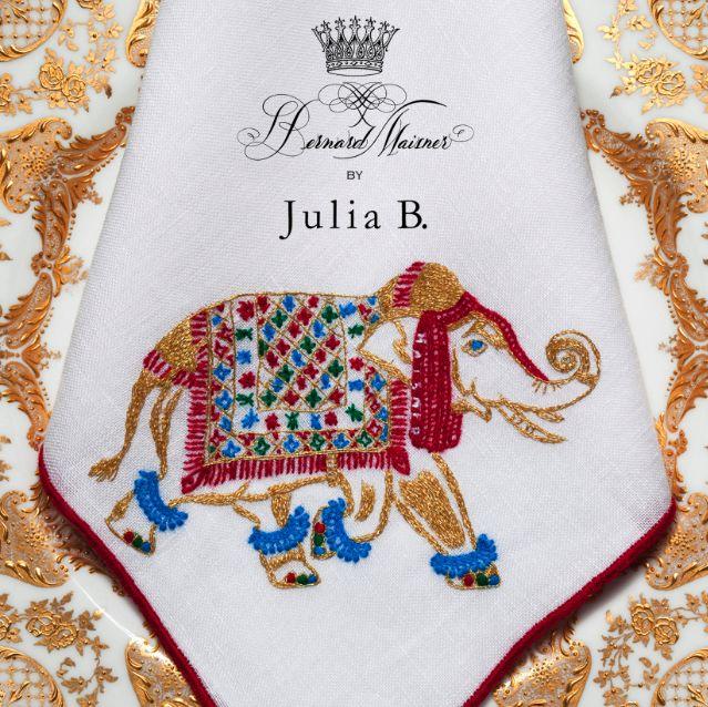 Bernard Maisner by Julia B. Linen Collection 2013