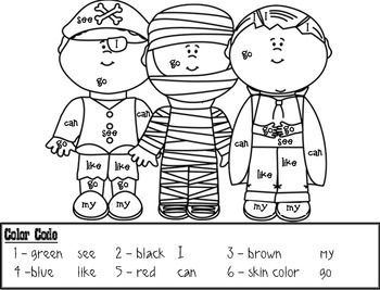 word halloween coloring pages - photo#15