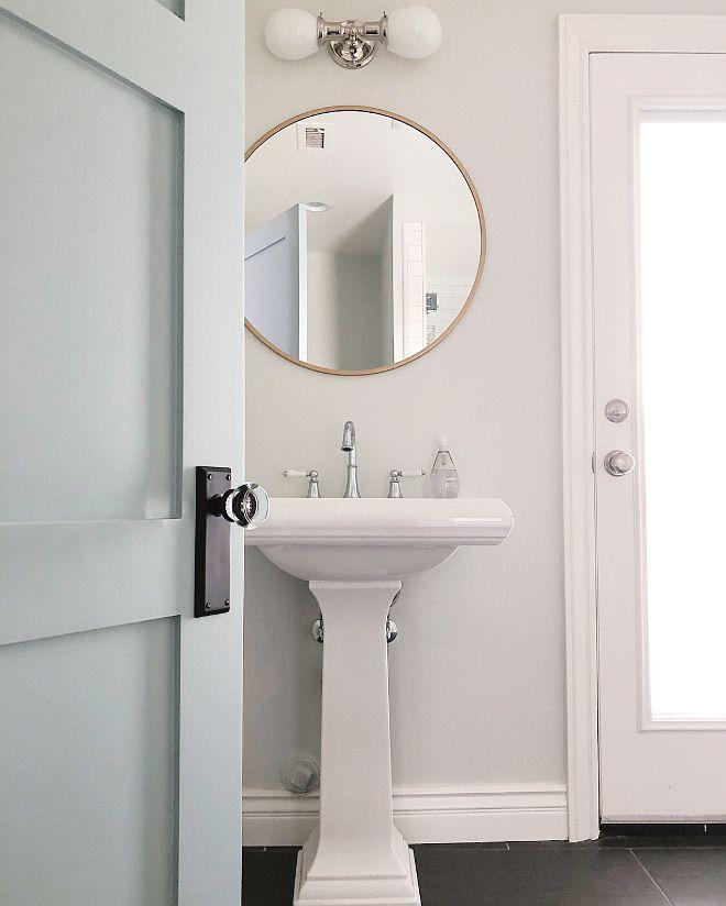 8211 best bathrooms images on pinterest bedside lighting for Paintable wallpaper home hardware