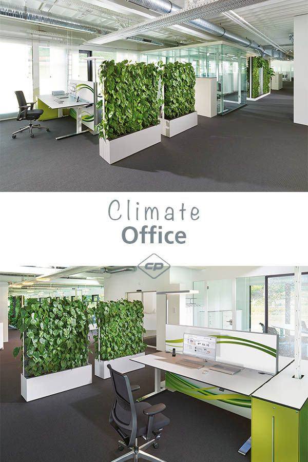 Interieur Office Climate Design Inspiration Future In 2020