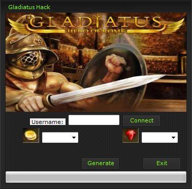 gladiatus hack