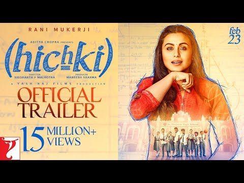 Rock Reviews: Hichki | Official Trailer | Rani Mukerji | Releasi...