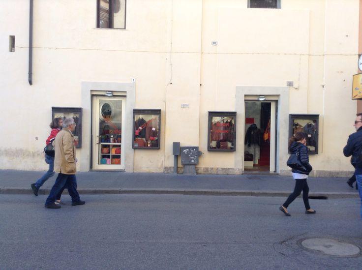 Alfieri Leather Store - Via del Corso #2 (Piazza del Popolo)