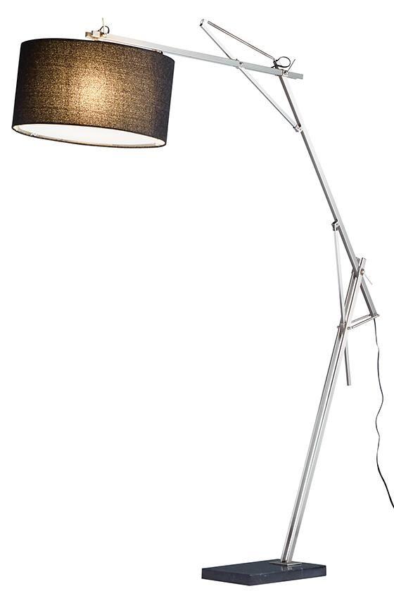 suffolk arc floor lamp floor lamp modern floor lamp industrial floor lamp - Arc Lamps