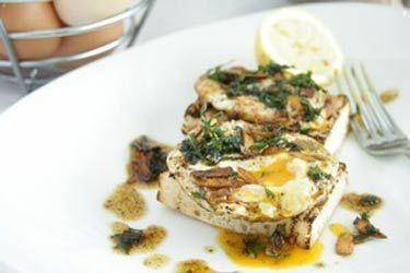 Baghdad eggs