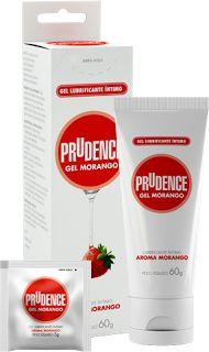 Gosto da Pimenta: Gel Lubrificante - Prudence