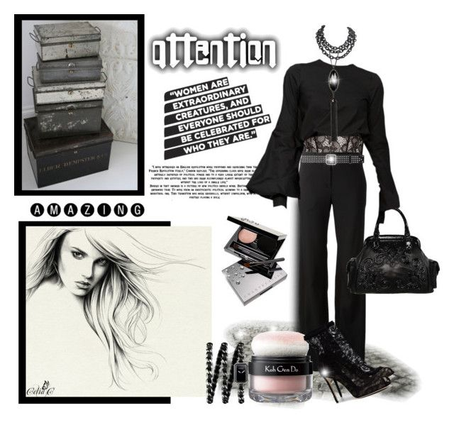 """~Just Having Fun 2~"" by celiac2014 ❤ liked on Polyvore featuring Ricardo, Agent Provocateur, Maison Margiela, Isabella Fiore, Alexander McQueen, 14th & Union, Coppola e Toppo, Chantecaille, Koh Gen Do and Chanel"