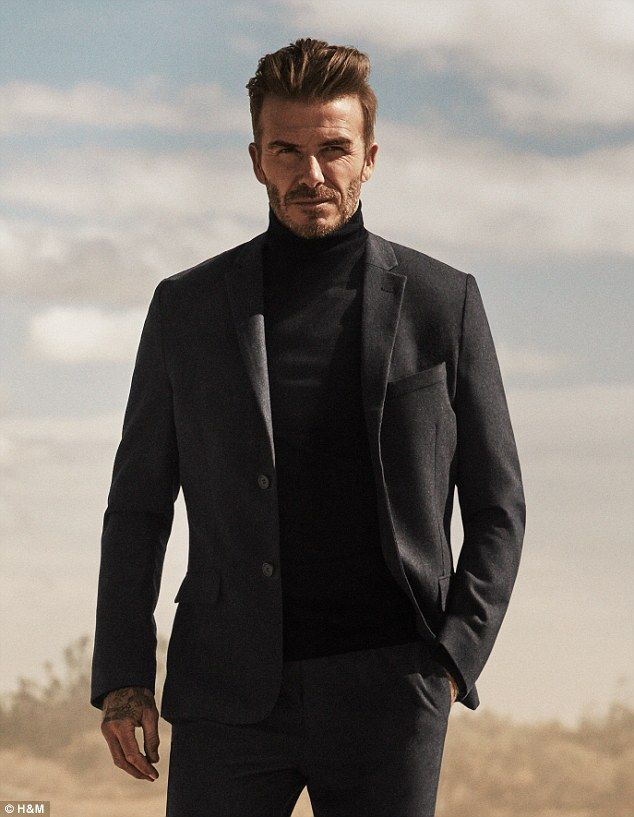 David Beckham said of the new campaign: 'I loved shooting the first campaign with Kevin for H&M so much, we just had to do a sequel. This time we've pushed the story even further. I hope everyone likes it, we certainly enjoyed filming it'