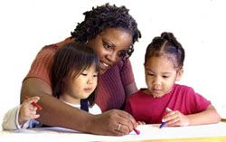 The Centers for Disease Control and prevention's 'Learn the Signs. Act Early' provides useful information including free materials in downloadable and print form. These free materials include milestone checklists and products and condition-specific fact sheets. Materials are available in multiple languages.