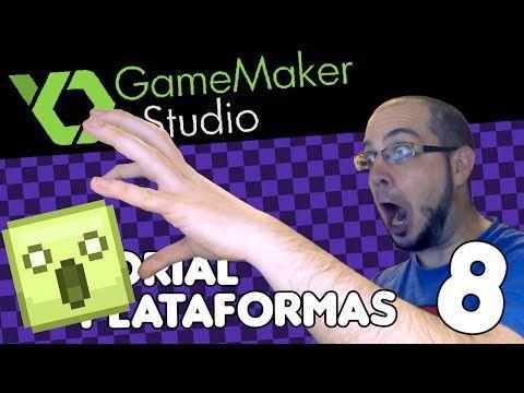 Game Maker Studio - Haciendo un Plataformas - Parte 8: Plataformas que caen - YouTube