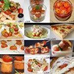 Doce recetas con tomate cherry