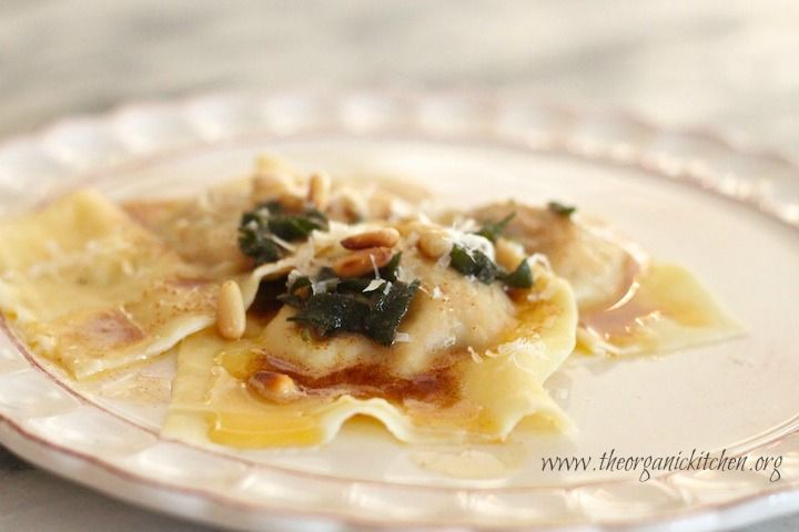 how to cook butternut squash ravioli