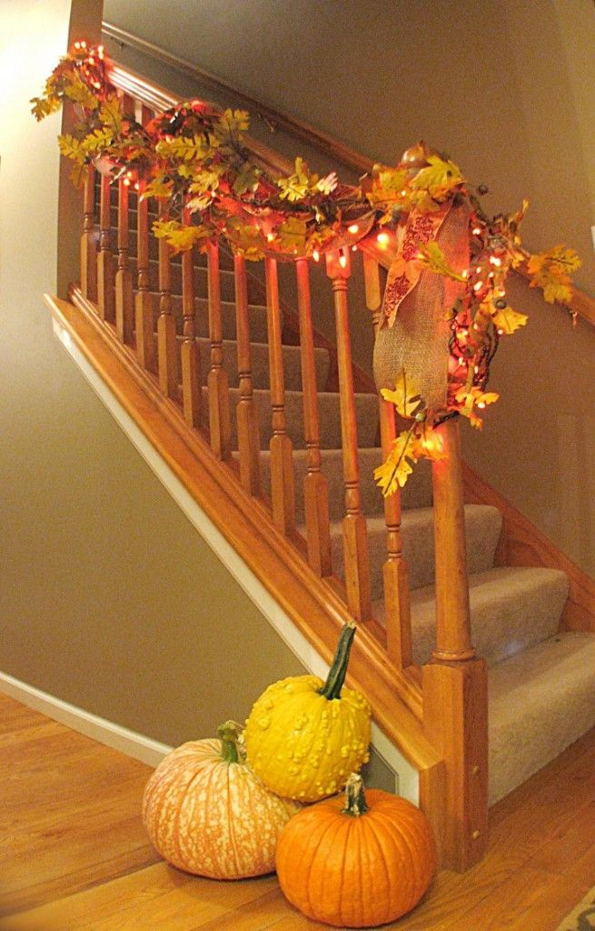 Thanksgiving String Lights Outdoor : 1000+ ideas about Thanksgiving Decorations Outdoor on Pinterest Outdoor Thanksgiving ...