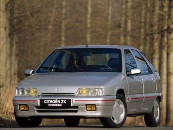 """Citroën ZX """"Volcane"""" 5-door '1991–94"""