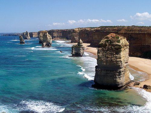 The Great Ocean Road - Australia