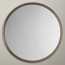 Buy John Lewis Small Round Mirror, Dia. 46cm Online at johnlewis.com