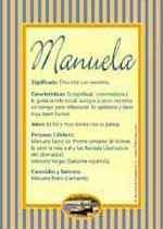 ManuelaSignificado del nombre.