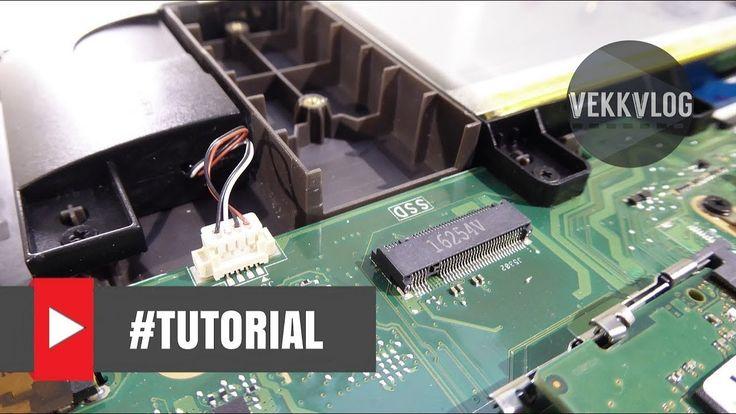 Come scegliere ed installare un SSD M.2 - Smontare Asus Notebook X756 UX...