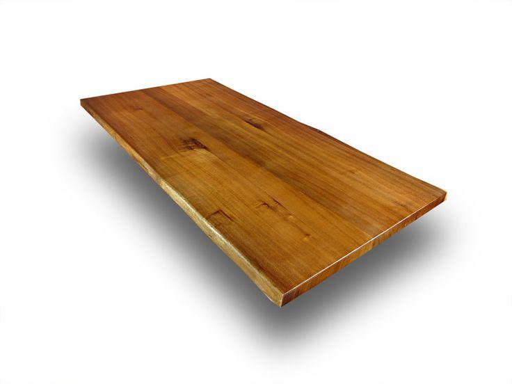 Tischplatte massivholz baumkante  Die besten 25+ Massivholz tischplatte Ideen auf Pinterest ...